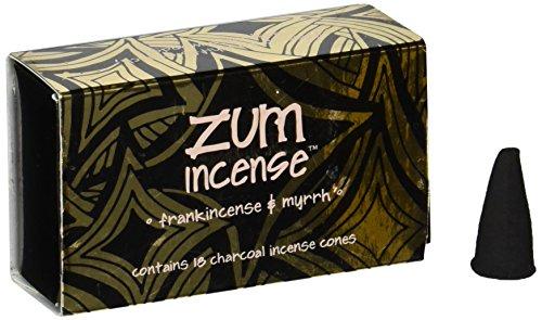 Indigo Wild Frankincense & Myrrh Incense Cones