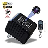 Hidden Cameras DVR Charger Adapter -BSTCAM FHD 1080P HD USB Wall Charger Hidden Spy Camera with Long Time Recording, Motion Detection support 128GB SD Card [Not Included]