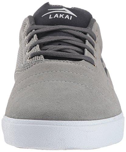 Lakai Charcoal Grey Calzado Limited Bristol Light Hombre Suede para rTqrwC