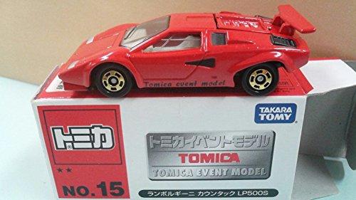 1/61 ランボルギーニ カウンタック LP500S(レッド) 「トミカ イベントモデル No.15」