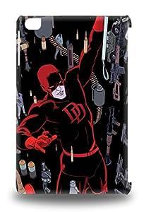 Ipad Mini/mini 2 Cover 3D PC Case Eco Friendly Packaging American Daredevil ( Custom Picture iPhone 6, iPhone 6 PLUS, iPhone 5, iPhone 5S, iPhone 5C, iPhone 4, iPhone 4S,Galaxy S6,Galaxy S5,Galaxy S4,Galaxy S3,Note 3,iPad Mini-Mini 2,iPad Air )