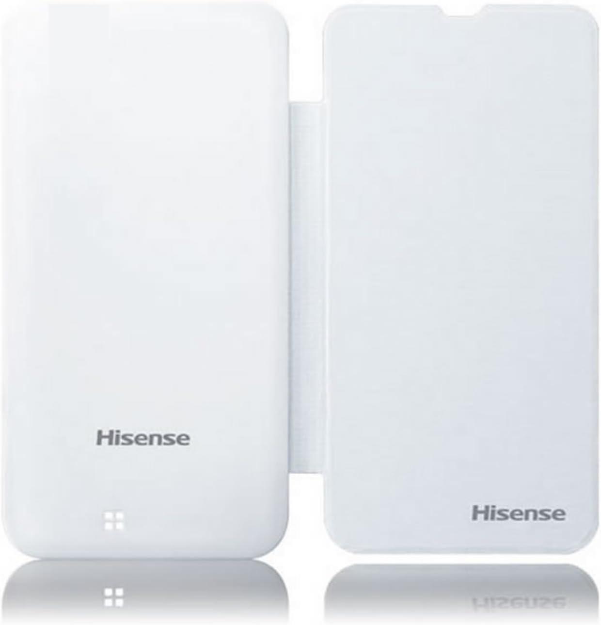 Funda smartphone hisense hsu980 color blanco: Amazon.es: Electrónica