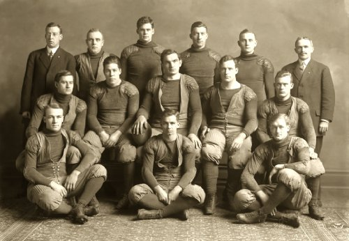 1908 Michigan Wolverines Football Team 8x10 Photo - (Mint Condition) - Rare! (Photo Mint Team)