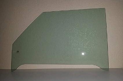 Mirrex FD02793 DIY Front Door Glass Driver Side Mercedes Benz 350SL 380SL 450SL 560SL 2 Door Convertible Green Tint
