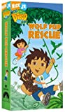 Go Diego Go! - Wolf Pup Rescue [VHS]