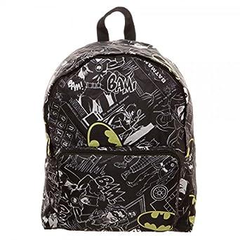 95988d400c8 Amazon.com   Bioworld Batman Packable Backpack   Casual Daypacks
