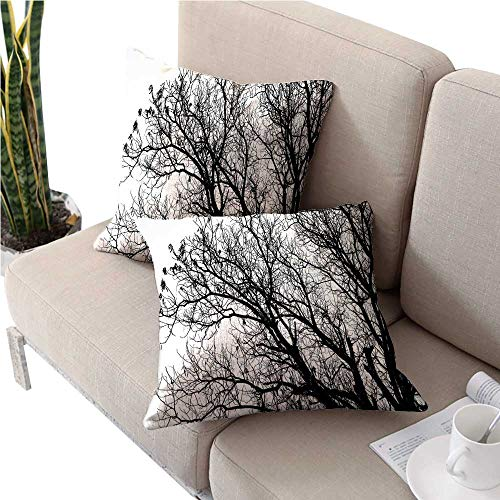 warmfamily FloralCushion CoverClose-Up Flower Petals Florets Nature Beauty Fragrance Botany Bloom Fresh Picture Printsofa Pillow Covers 20