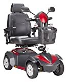 Drive Medical Ventura 4 Wheel Dlx Scooter, 18 Inch