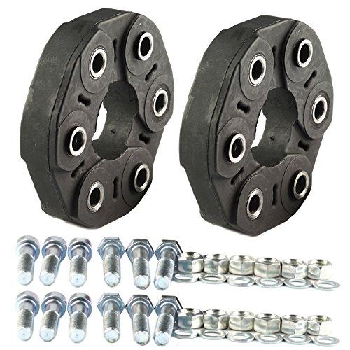- Bapmic 1704100115 Driveshaft Flex Disc Joint for Mercedes R170 W203 W204 W209 W211 W220 W221 (Pack of 2)