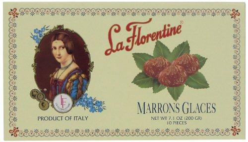 La Florentine Marrons Glace, 7.1 Ounce Boxes