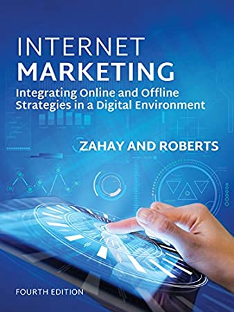 MindTap Marketing for Zahay/Roberts' Internet Marketing, 4th Edition