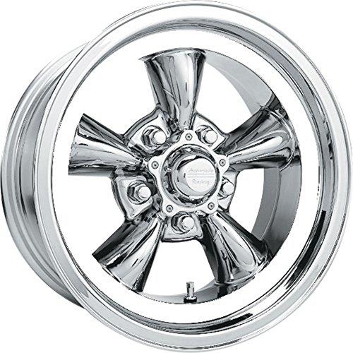 (American Racing Custom Wheels VN605 Torq Thrust D Triple Chrome Plated Wheel (15x7
