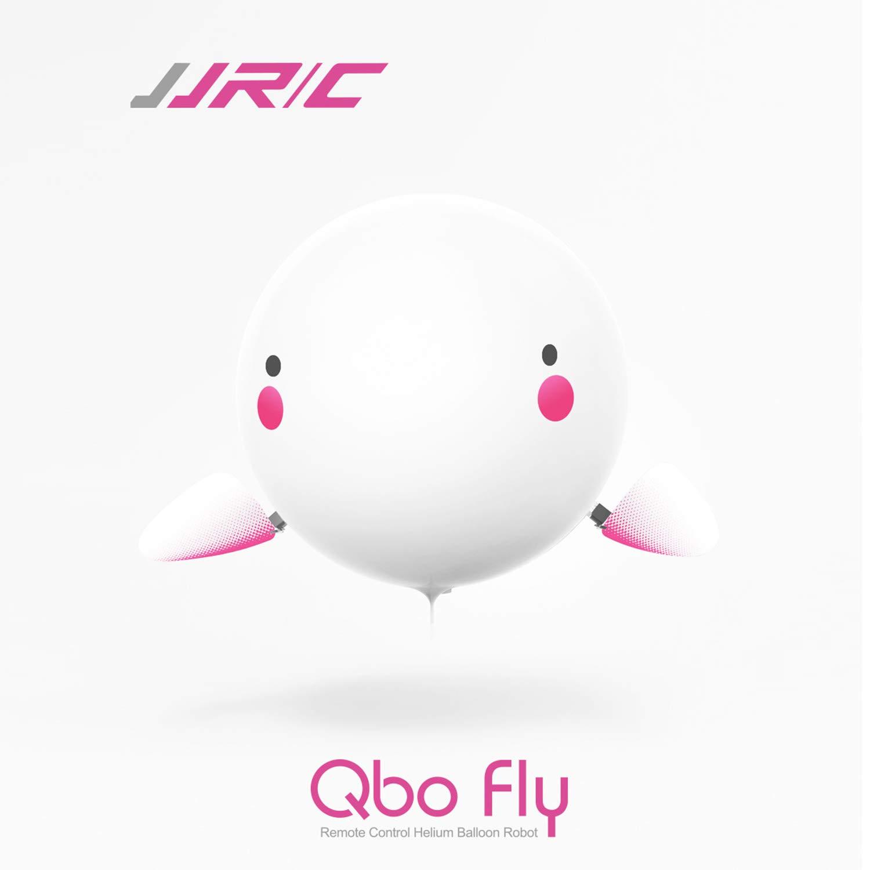 FairytaleMM Juguetes inflables Seguros del Globo del Helio de la Burbuja de JG R / C H80 Qbo Fly 2.4G RC para los niños Blancos