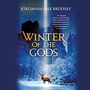 Winter of the Gods Hörbuch