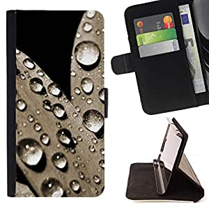 Momo Phone Case / Flip Funda de Cuero Case Cover - Planta Naturaleza Forrest Flor 25 - Samsung Galaxy A3
