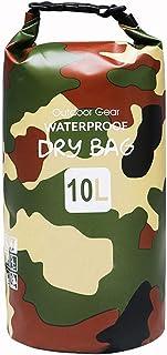 Minions Boutique Camouflage imperméable à l'eau en Plein air Sac de Plage à la dérive de Sac de Natation en PVC