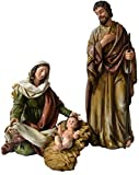 Christian Figurine - Nativity - 3 Piece Set - 35.5'' High