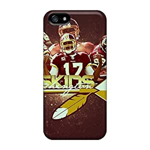 For Iphone ipod touch4 Retailer Washington RedsPlastic iphone style covers Runing's case
