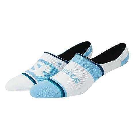 a69ccdd2db7a Amazon.com  Stance Men s Unc Super Socks Baby Blue L  Sports   Outdoors