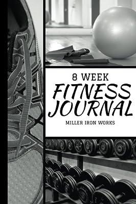 8 Week Fitness Journal