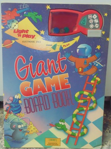 Giant Game Board Book: 6 Electronic Dice Games ()