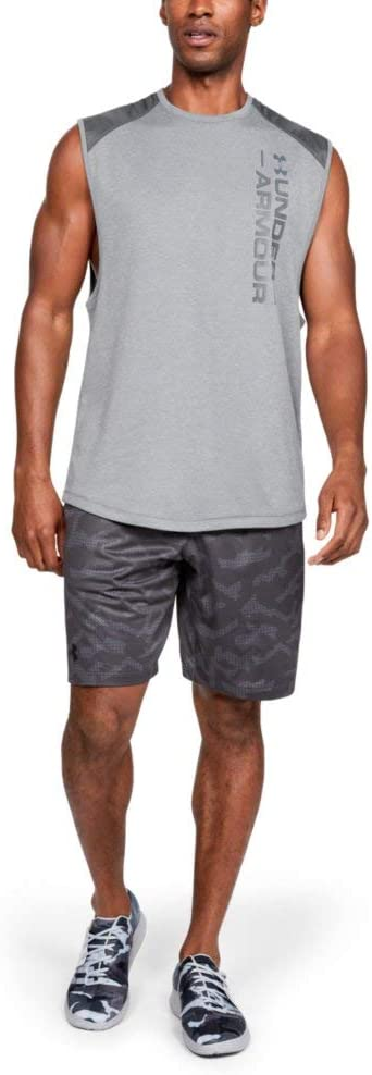 Under Armour Herren Oberteil Mk1 Terry Sl