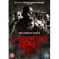 Frankenstein's Army [DVD] [Reino Unido]