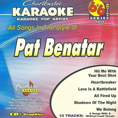 Karaoke: Pat Benatar