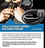 Charger CoolCop Body Armor Air Conditioning