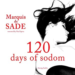 120 days of Sodom Audiobook