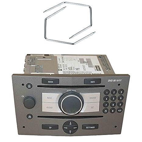 Opel Zafira Iso Din coche Radio Cd Mp3 herramientas de eliminación de Llaves de liberación