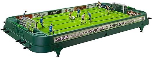Futbolines Tabla De Fútbol Juguetes For Niños El Fútbol Juego De Mesa Tabla De Fútbol De Los Niños Regalo For Los Niños (Color : Green, Size : 94x50x4.6cm): Amazon.es: Hogar