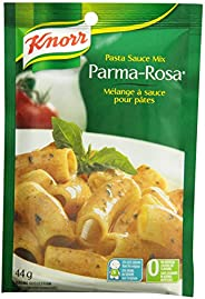 Knorr Recipe PastaSauceMix for A Rich and Creamy Pasta Sauce Parma-Rosa No Artificial Flavours 44 g Pack of