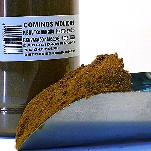 COMINO MOLIDO SIN GLUTEN - 1 k: Amazon.es: Alimentación ...