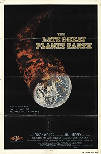 The Late Great Planet Earth 1979 Authentic 27