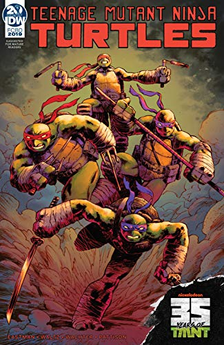 Amazon.com: Teenage Mutant Ninja Turtles: Casualty of War ...