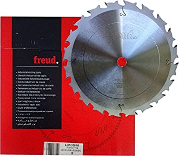 FREUD LCL3M04014 DISCO WIDIA 250x25,4x2,8mm: Amazon.es: Bricolaje ...