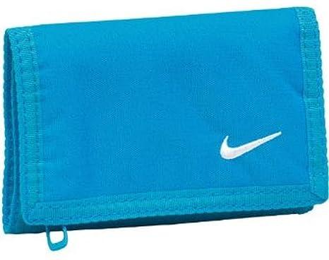 Nike - Cartera para hombre Hombre multicolor azul claro