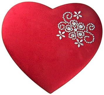 Amazon Com Romantic Valentines Gift For Her Huge Heart Shape Felt