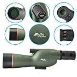Gosky HD 15-45X60 Spotting Scope - Waterproof Scope for Target Shooting Bird Watching Animal Watching Hunting Archery Outdoor Activities with Tripod and phone Adapter