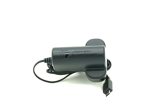 Sony Ericsson Cargador Micro USB ep310 GreenHeart - Cargador ...