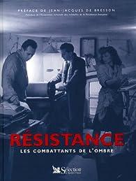 La Résistance : Les combattants de l'ombre par  Reader's Digest