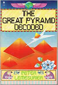 The great pyramid decoded peter lemesurier