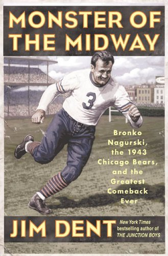 Greatest Sweatshirt (Monster of the Midway: Bronko Nagurski, the 1943 Chicago Bears, and the Greatest Comeback Ever)