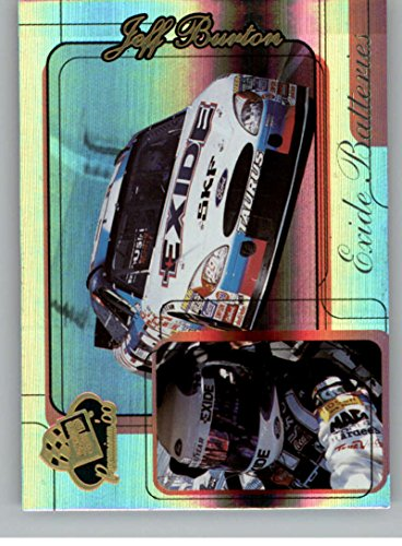 2000 Press Pass Premium Reflectors #39 Jeff Burton's Car NM-MT - Burton Reflector