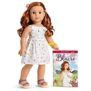 American Girl - Blaire Wilson - Blaire Doll & Book of 2019