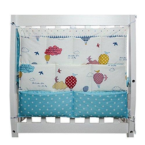 Lovely Baby Hanging Diaper Bag Baby Crib Storage Bag, Flying