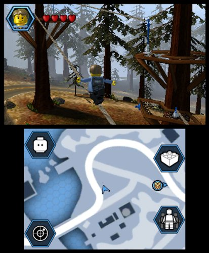 LEGO City Undercover: The Chase Begins - Nintendo 3DS