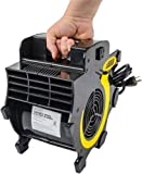 JEGS 80892 Portable 3-Speed Blower Fan