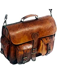 Leather Messenger Handmade Bag Laptop Bag Satchel Bag Padded Messenger Bag School Bag